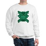Jade Skull Sweatshirt