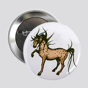 Wild Mane Appaloosa Button