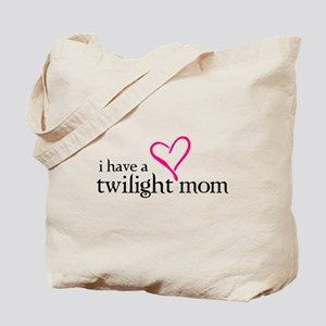 Proud Twilight Mom Tote Bag
