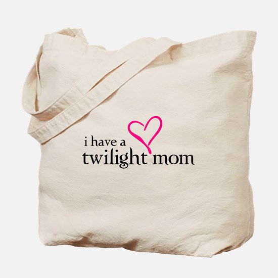 Proud Twilight Mom Tote Bag