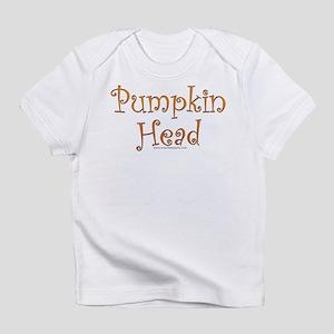 Halloween Pumpkin Head Creeper Infant T-Shirt
