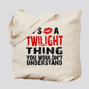 Twilight Thing Lips Tote Bag