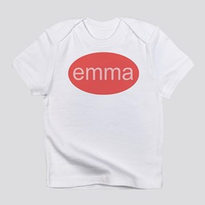 emma personalized name baby Creeper Infant T-Shirt