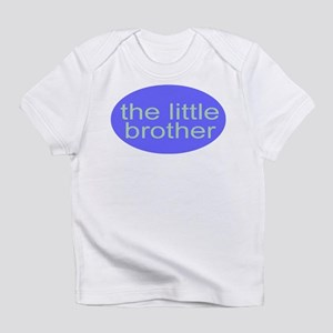 the little brother funny Creeper Infant T-Shirt