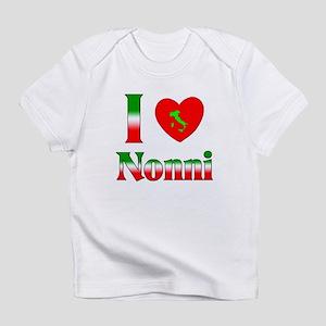 I Love (heart) Nonni Infant T-Shirt