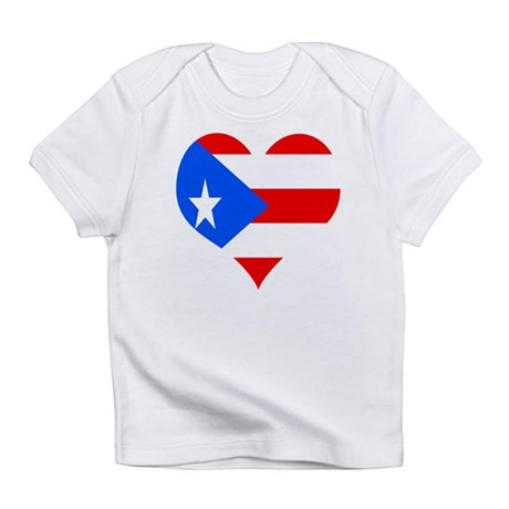 Love 4 Puerto Rico Infant T-Shirt