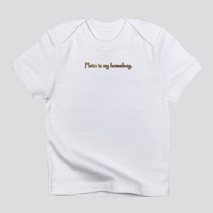 Plato Is My Homeboy Creeper Infant T-Shirt