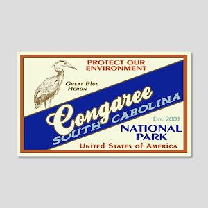 Congaree (Heron) 20x12 Wall Peel