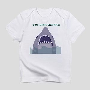 SHARK ATTACK Creeper Infant T-Shirt
