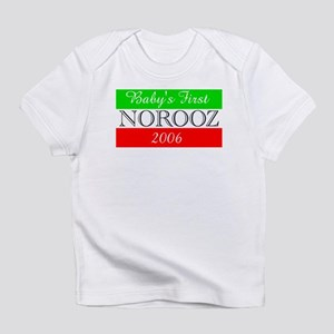 Baby's First Nooroz Creeper Infant T-Shirt