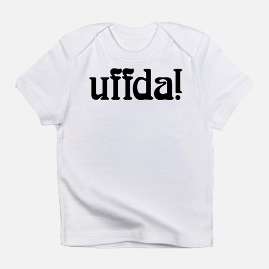 uffda Creeper Infant T-Shirt