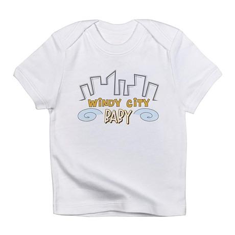 Windy City Creeper Infant T-Shirt