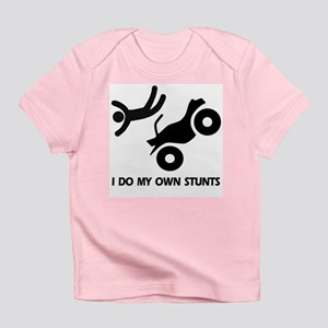 ATV, ATV, Funny ATV Stunts Infant T-Shirt