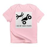 Atv toddler own stunts Infant T-Shirt