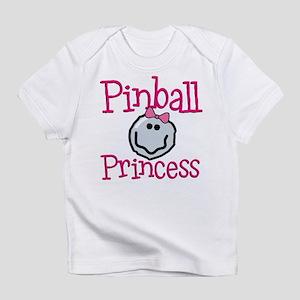 Pinball Princess Infant T-Shirt