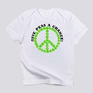 Peas a Chance (Distressed) Infant T-Shirt