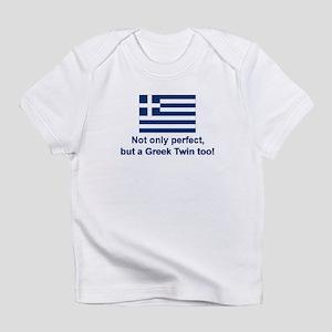 Greek Twin-Perfect Infant T-Shirt