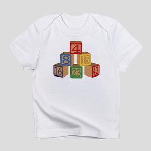 Number Blocks Infant T-Shirt