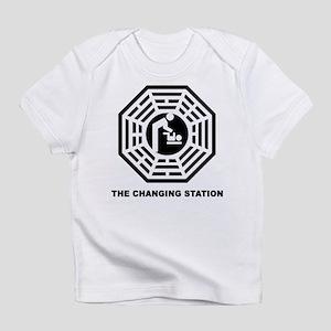 Changing Station Infant T-Shirt