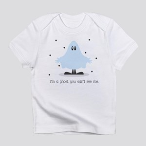 I'm a ghost you can't see me Infant T-Shirt