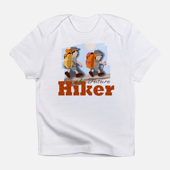 Future Hiker Hiking Baby Infant T-Shirt