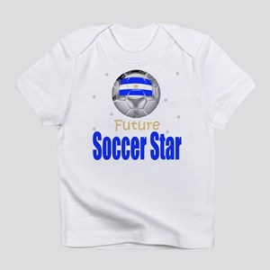 Future Soccer Star Argentina Baby Infant T-Shirt