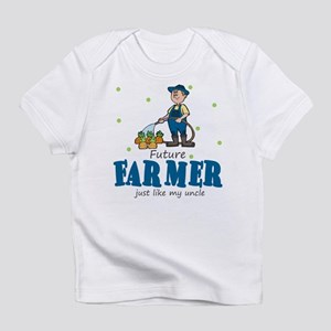 Future Farmer Like Uncle Baby Infant T-Shirt
