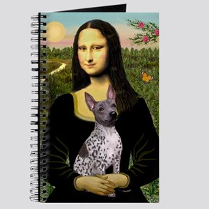 Mona and her AHT Journal