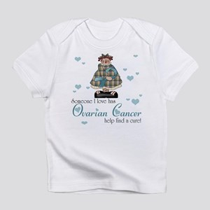 Someone I love Ovarian Cancer Infant T-Shirt
