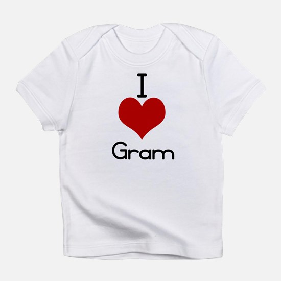 i love gram Creeper Infant T-Shirt
