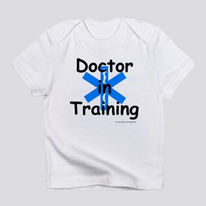 doctor in training Creeper Infant T-Shirt