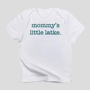 Mommy's Little Latke Infant T-Shirt