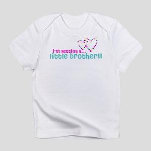 secret little brother or sist Infant T-Shirt