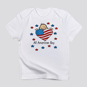 All American Boy Baby/Toddlers Infant T-Shirt
