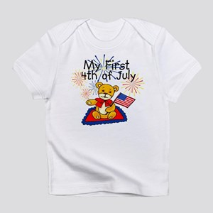 My First 4th of July Bears / Creeper Infant T-Shir