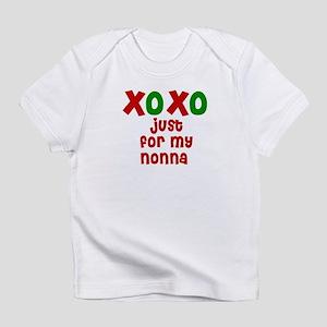 Kisses & Hugs for Nonna Infant T-Shirt