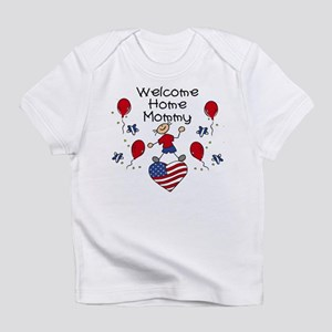 Welcome Home Mommy - Boy Infant T-Shirt