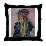 Victorian Age & Steampunk Art Throw Pillow