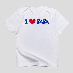 I LOVE BABA Infant T-Shirt