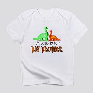 Going to be a big brother- di Infant T-Shirt