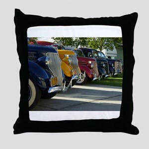 36 Ford Grill Throw Pillow