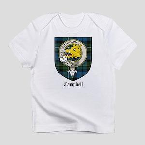 Campbell Clan Crest Tartan Infant T-Shirt