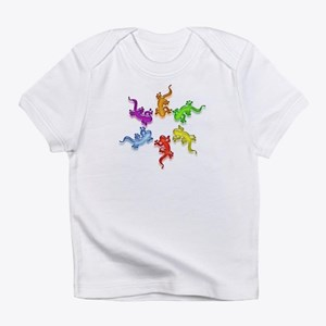 Gecko Colors Infant T-Shirt