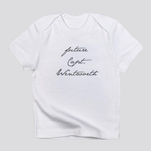 Creeper - Future Capt. Wentworth Infant T-Shirt