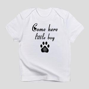 Cougar: Come Here Little Boy Infant T-Shirt