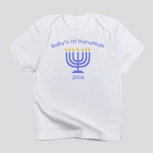 Baby's First Hanukkah Infant T-Shirt