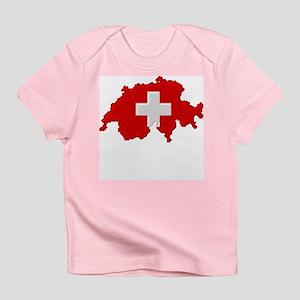 """Pixel Switzerland"" Infant T-Shirt"