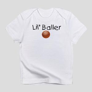 Lil baller Infant T-Shirt