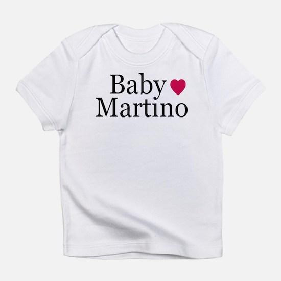 "Baby ""M"" Creeper Infant T-Shirt"