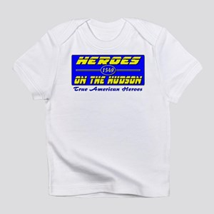 Heroes on the Hudson Infant T-Shirt